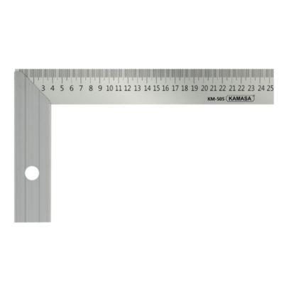 Escudra de Aluminio 10''
