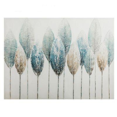 Canvas Árboles Abstractos 80x60cm