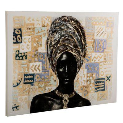 Canvas Africana 3 80x60cm