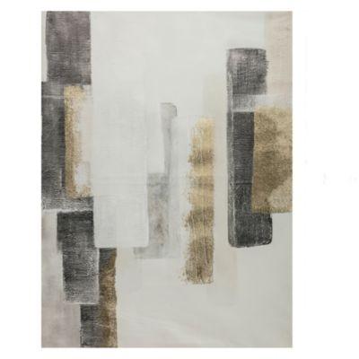Canvas Rectángulos Abstractos 60x80cm