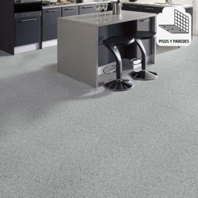 Cerámica Granite Grey Con Relieve 45x45cm para piso o pared
