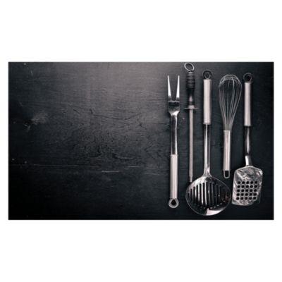 Limpiapiés Kitchen Utensilios 50x80cm