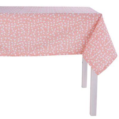 Mantel Rectangular 160x230cm Rosa