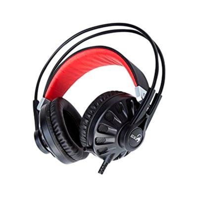 Audífonos con Micrófono GX HS-G680 7.1 Gaming Negro