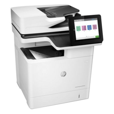 Impresora Multifuncional J8J76A LaserJet Enterprise MFP M633fh