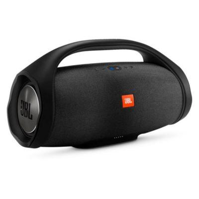 Parlante Bluetooth Portátil Boombox Negro