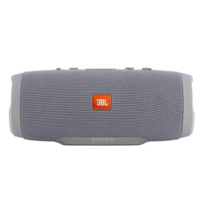 Parlante Bluetooth Portátil Impermeable Charge 3 Gris
