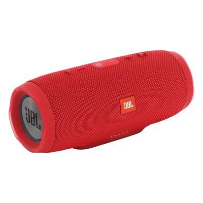 Parlante Bluetooth Portátil Impermeable Charge 3 Rojo