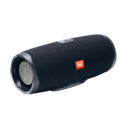 Parlante Bluetooth Portátil Impermeable Charge 4 Negro
