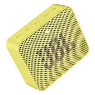 Parlante Bluetooth Portátil Go 2 Amarillo