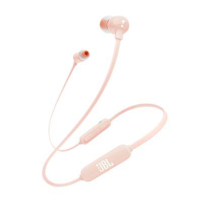 Audífonos Inalámbricos con Pure Bass Micro Wireless T110BT Rosado