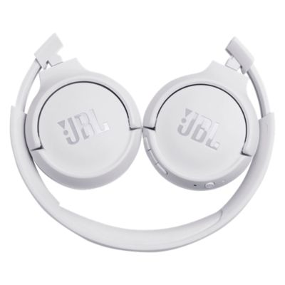 Audífonos Bluetooth Diadema Blanco 500BT