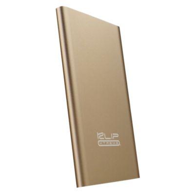 Cargador Portátil 5000 mAh USB KBH-155GD Oro