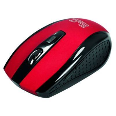 Mouse Óptico Inalámbrico con 6 botones. USB Nano.