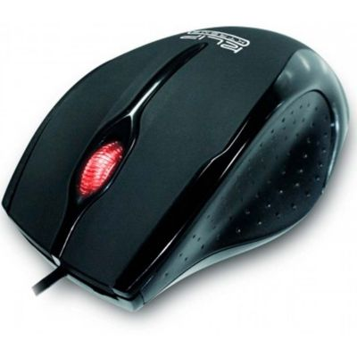 Mouse Diestro USB Negro 3D 800DPI