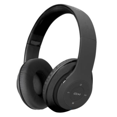 Auriculares Bluetooth Pulse Auriculares Negro
