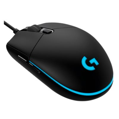 Mouse Óptico G203 Gaming USB Negro 910-004843