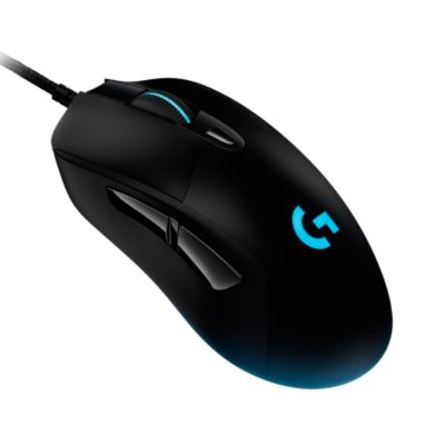 Mouse Óptico G403 Gaming USB Negro 910-004796