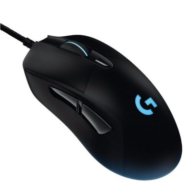 Mouse Óptico G403 Gaming USB Negro 910-004823