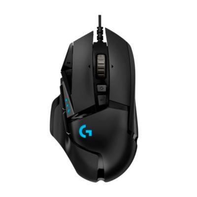 Mouse Hero Gaming G502 11 Botones USB