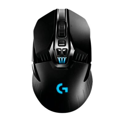 Mouse Gaming G900 Chaos Spectrum Inalámbrico Negro