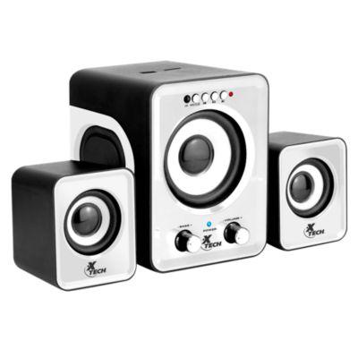 Parlantes PC XTS-375WH