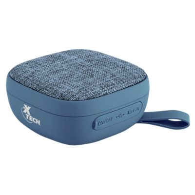 Parlantes Bluetooth YES Mini Azul