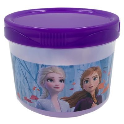 Taper Redondo Frozen II 290ml