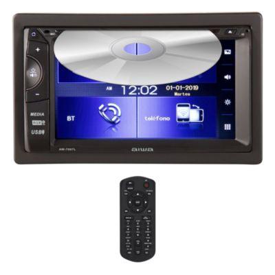 "Autoradio Pantalla Tactil 6.2"" Bluetooth/CD/USB/AUX AW-700LINK"