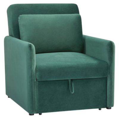 Sofá Cama Verde102x84x95