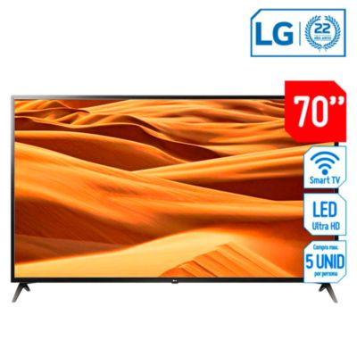 Televisor Smart LED UHD 70'' 70UM7370PSA