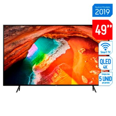 Televisor Smart QLED 4K UHD 49'' QN49Q60RAGXPE
