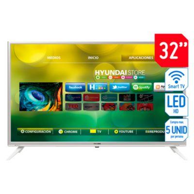 Televisor Smart LED HD 32'' HYLED3239INTM