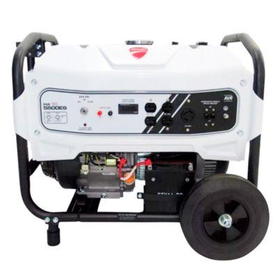 Generador a Gasolina 4T 6000W DGR5500ES