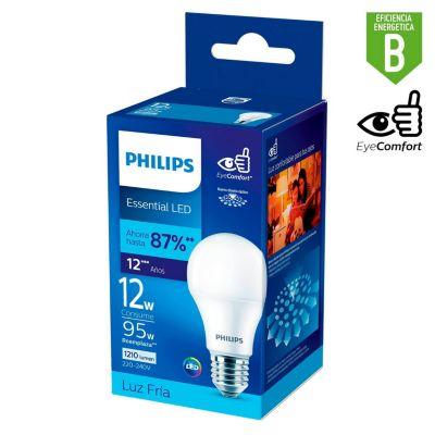 Foco Led Bulb 12W E27 Luz Fría