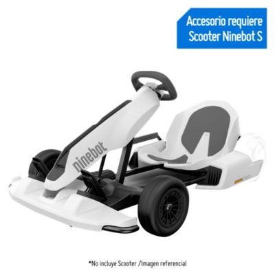 GoKart Kit Blanco