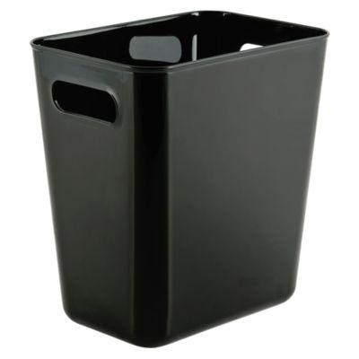 Basurero con Asa Negro 5.6 L