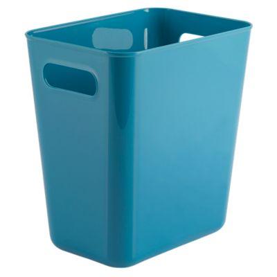 Basurero con Asa Azul 5.6 L