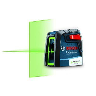 Nivel Láser Líneas Cruzadas Verde GLL 2-12 G