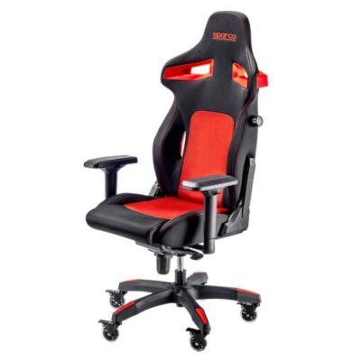 Silla Gaming Stint Negro y Rojo