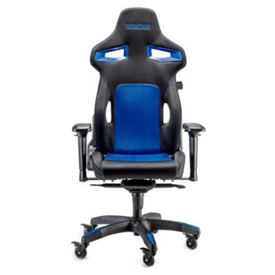 Silla Gaming Stint Negro y Azul