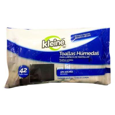 Toallas Húmedas para Limpieza de Pantallas