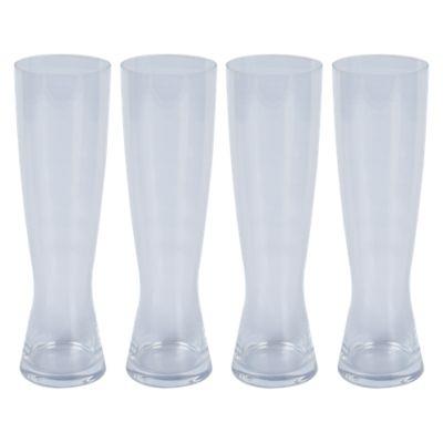Set x4 Vasos de Cerveza Pilsner