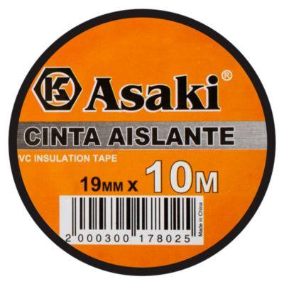 Cinta Adhesiva Aislante 10m