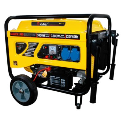 Generador a Gasolina 3300W