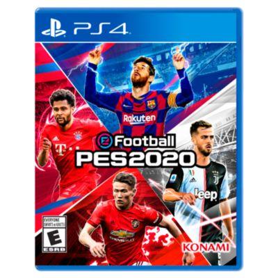 Videojuego PES Pro Evolution Soccer 2020