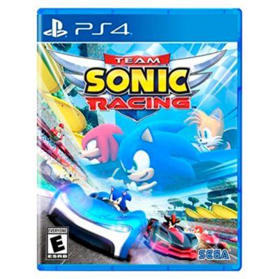 Team Sonic Racing PlayStation 4