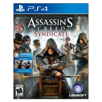 Assassins Creed Sydicate