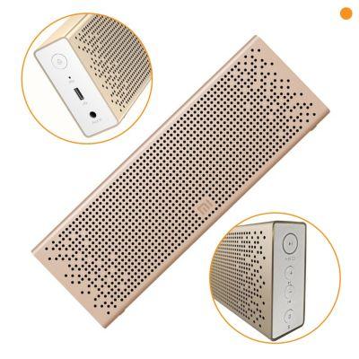 Parlante Mi Bluetooth Speaker Dorado
