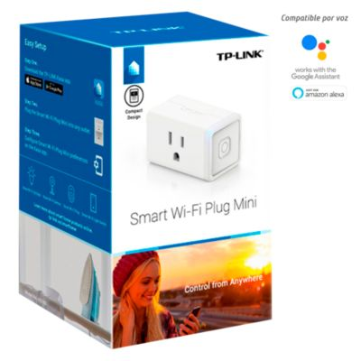 Mini Tomacorriente Smart Wifi HS105